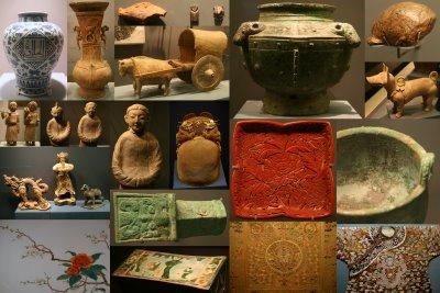 Pékin, Capitale Museum (c) Yves Traynard 2009