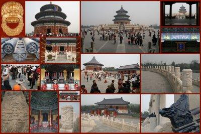 Pékin, Temple du Ciel (c) Yves Traynard 2009