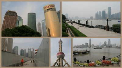 Shanghai, Pudong (c) Yves Traynard 2009