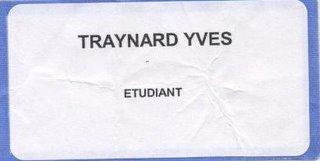 La Défense, Stick de la conférence du Club Entrepreneuriat Social de l'ESSEC (c) Yves Traynard 2005