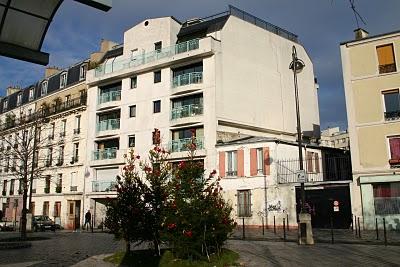 Paris, Rue Piat (c) Yves Traynard 2007