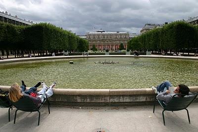 Paris, Palais Royal (c) Yves Traynard 2007