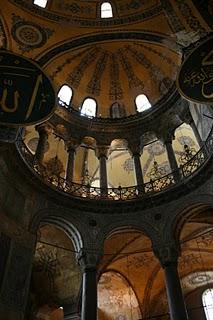 Istanbul, Sainte-Sophie (c) Yves Traynard 2007