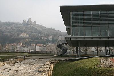 Saint-Romain-en-Gal, Le musée archéologique (c) Yves Traynard 2007