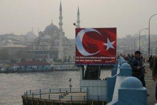 Istanbul, Pont de Galata (c) Yves Traynard 2006