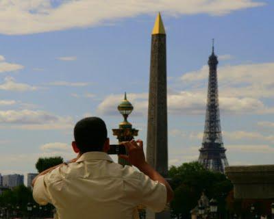 Paris, Jardin des Tuileries (c) Yves Traynard 2009
