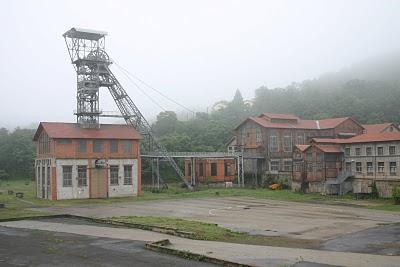 Saint-Etienne, Mine Couriot (c) Yves Traynard 2007
