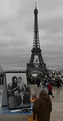 Paris, Trocadéro, Journée mondiale du refus de la misère (c) Yves Traynard 2007