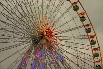 Paris, Grande roue (c) Yves Traynard 2006