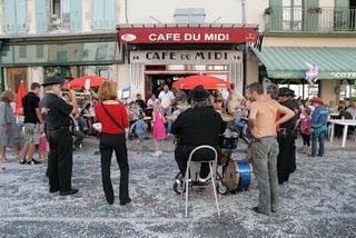 Langogne, Corso (c) Yves Traynard 2009