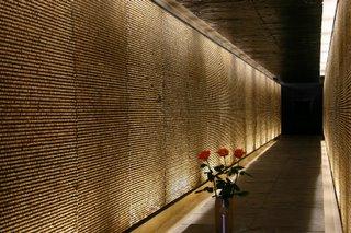 Paris, Mémorial des Martyrs de la Déportation, (c) Yves TRAYNARD 2005
