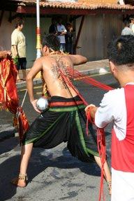 Malacca, Fête de Thaipusam (c) Yves Traynard 2007