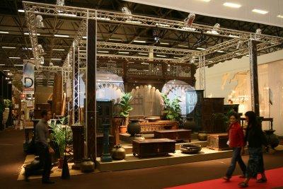 Maison objet ethnie yves traynard for Villepinte salon maison et objet