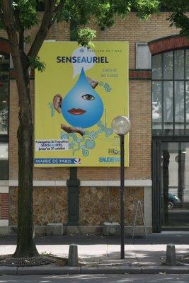 Paris, Pavillon de l'eau (c) Yves Traynard 2008
