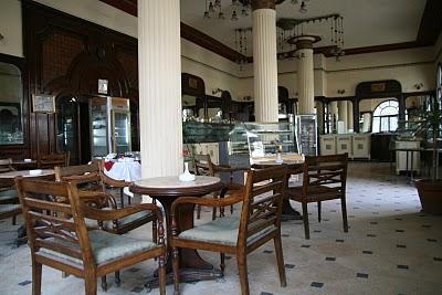Alexandrie, Café Athineos (c) Yves Traynard 2008