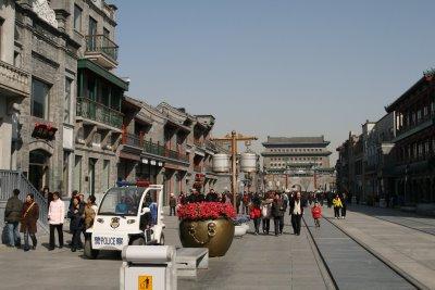 Pékin, Qianmen (c) Yves Traynard 2009