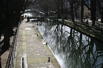 Paris, Quai de Jemmapes (c) Yves Traynard 2008