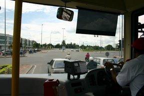 Malacca, en bus Panorama(c) Yves Traynard 2007