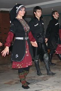 Pamuukkale, hôtel Hacili, danse folklorique (c) Yves Traynard 2007