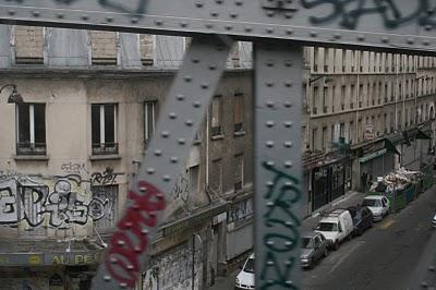 Paris, Du côté de La Chapelle (c) Yves Traynard 2008
