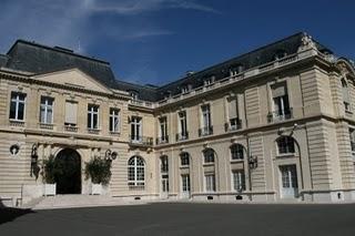Paris, OCDE Château de la Muette (c) Yves Traynard 2008