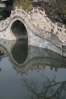 Baoding, Jardin du Lotus (c) Yves Traynard 2009