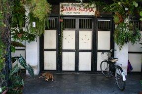 Malacca, Pension Sama-Sama (c) Yves Traynard 2007