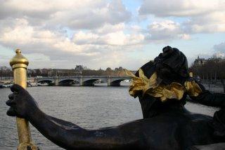 Paris, Pont Alexandre III (c) Yves Traynard 2005