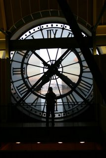 Paris, Gare d'Orsay (c) Yves Traynard 2005