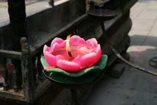 Zhengding, Temple Dafo (c) Yves Traynard 2009