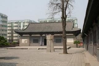 Zhengding, Temple de Confucius (c) Yves Traynard 2009