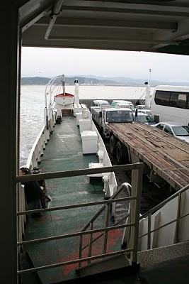 Mer de Marmara, A bord du ferry (c) Yves Traynard 2007