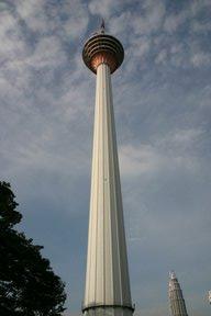 Kuala Lumpur, La tour Telecom (c) Yves Traynard 2007