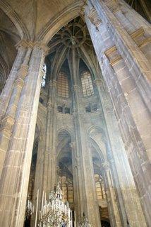 Paris, Eglise Saint-Eustache (c) Yves Traynard 2006