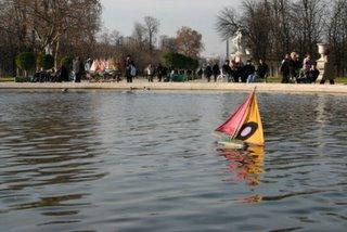 Paris, Jardin des Tuileries (c) Yves Traynard 2006