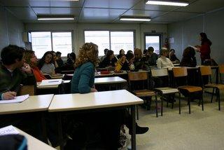 Créteil, Université Paris XII, Cours Culture et Ethique (c) Yves Traynard 2005