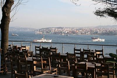 Istanbul, LE Bosphore(c) Yves Traynard 2007