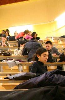 Créteil - Université Paris 12 - Amphithéatre (c) Yves Traynard 2006