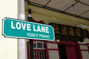 Georgetown, Love Lane (c) Yves Traynard 2007