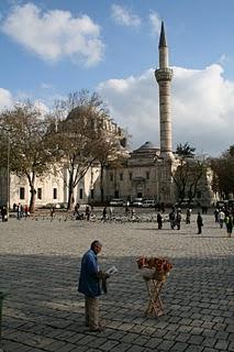 Istanbul, Du côté de l'Université (c) Yves Traynard 2007