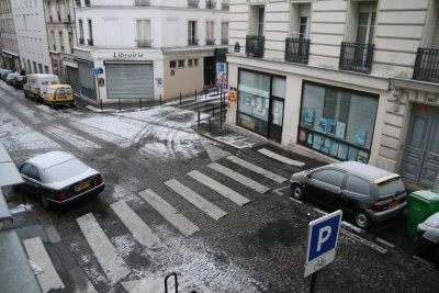 Paris, Belleville, rue Ramponeau (c) Yves Traynard 2009