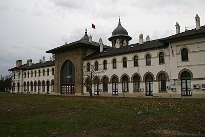 Edirne, Ancienne Gare (c) Yves Traynard 2007
