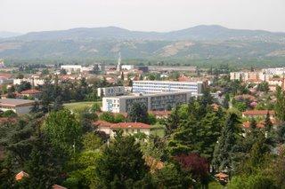 Roussillon, Lycée de l'Edit (c) Yves Traynard 2006