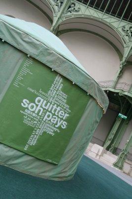Paris, Grand Palais, Exposition 6 milliards d'Autres (c) Yves Traynard 2009