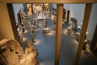 Paris, Musée Guimet, Rez-de-chaussée (c) Yves Traynard 2009