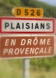 Plaisians, Panneau (c) Yves Traynard 2006
