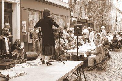 Paris, Rue Dénoyez (c) Yves Traynard 2006