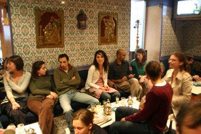 Paris, Café l'Emir (c) Yves Traynard 2006