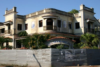 Maputo, Villa Algarve, centre de torture colonial (c) Yves Traynard 2006