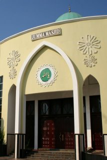 Maputo, Grande Mosquée (c) Yves Traynard 2006